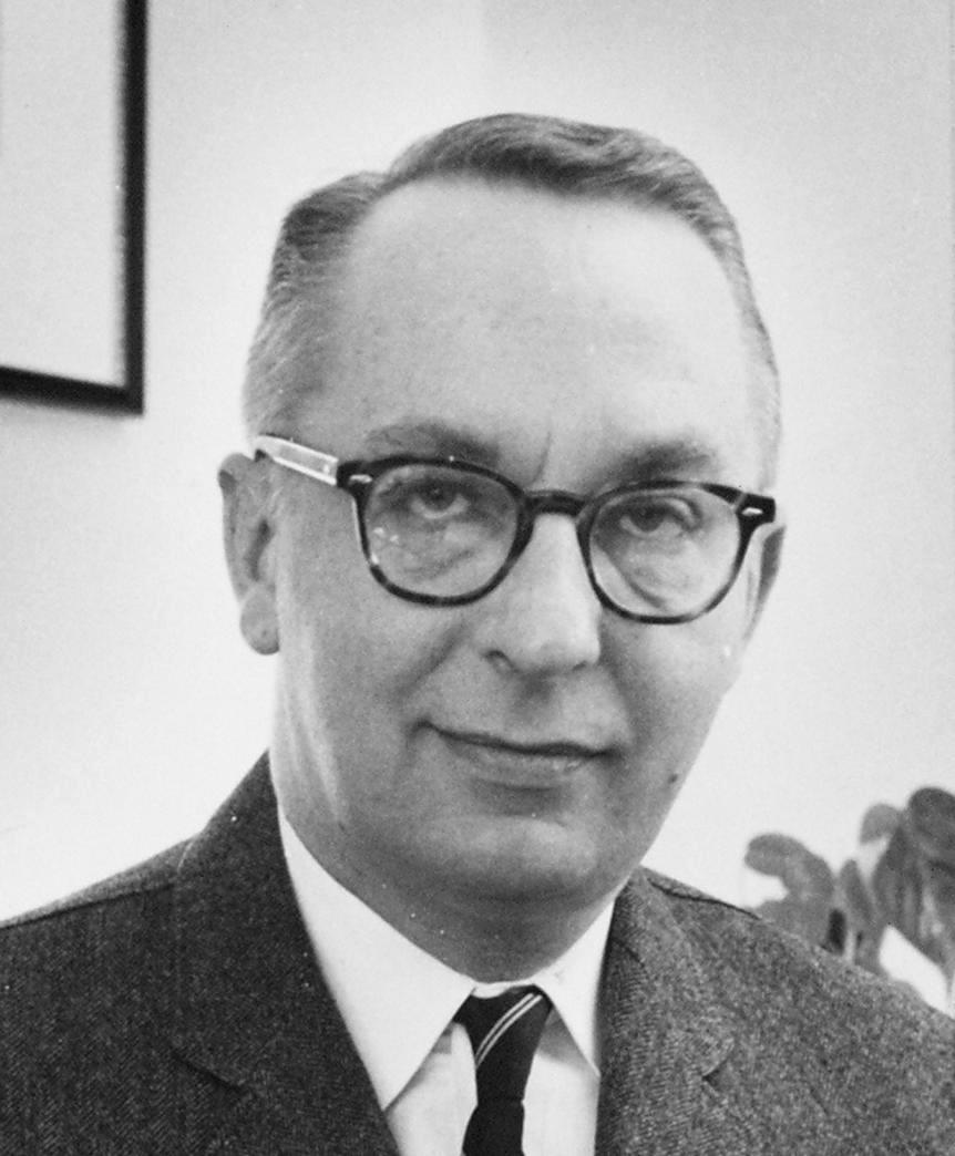 George B . Cooper