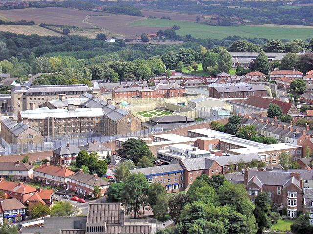 HM Prison Durham - Wikipedia
