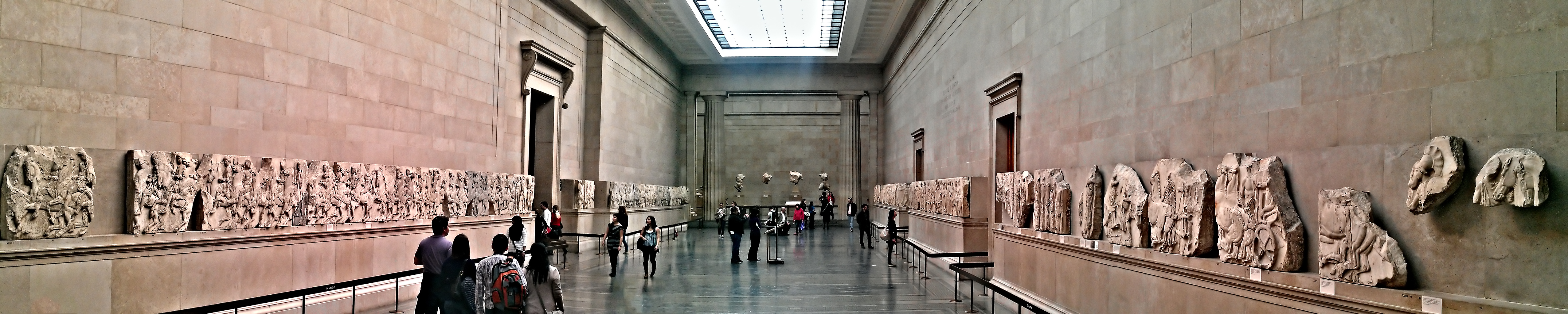 the parthenon marbles Lord elgin - saviour or vandal  much of the sculpture that once enhanced the parthenon in athens was brought to  soon known as the elgin marbles.