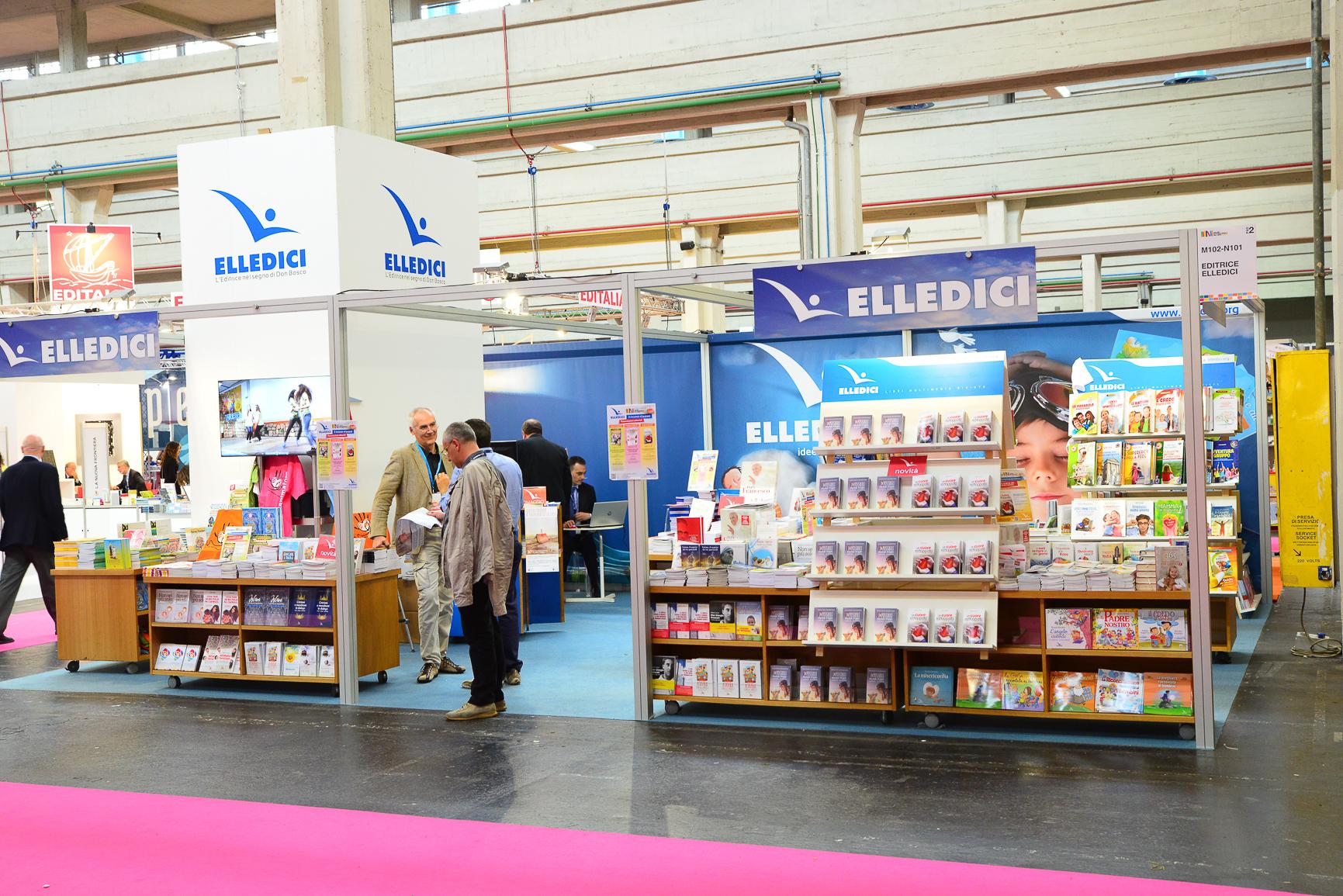 File:Elledici al Salone Internazionale del libro di Torino.jpg ...