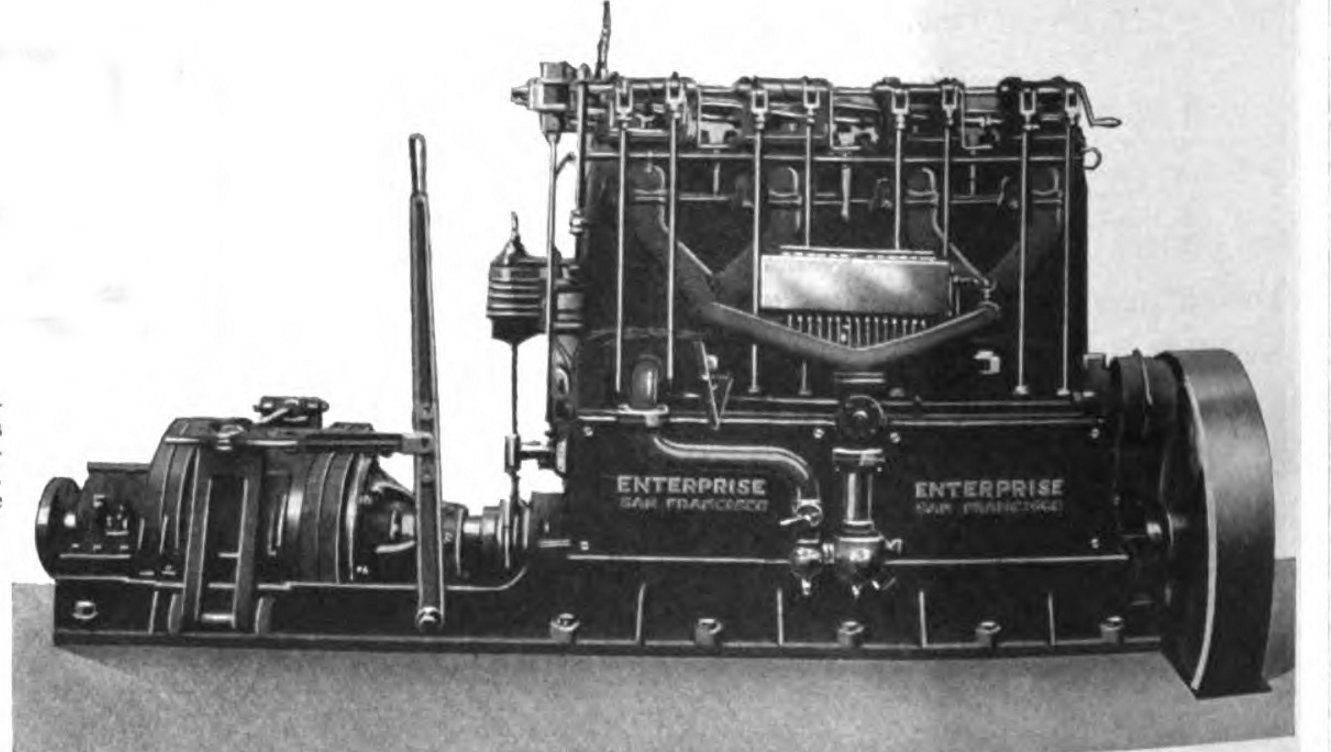 Enterprise Engine - Wikipedia
