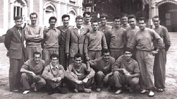 Hamoutène Hassen MCA retenu pour les J.O de Londres 1948