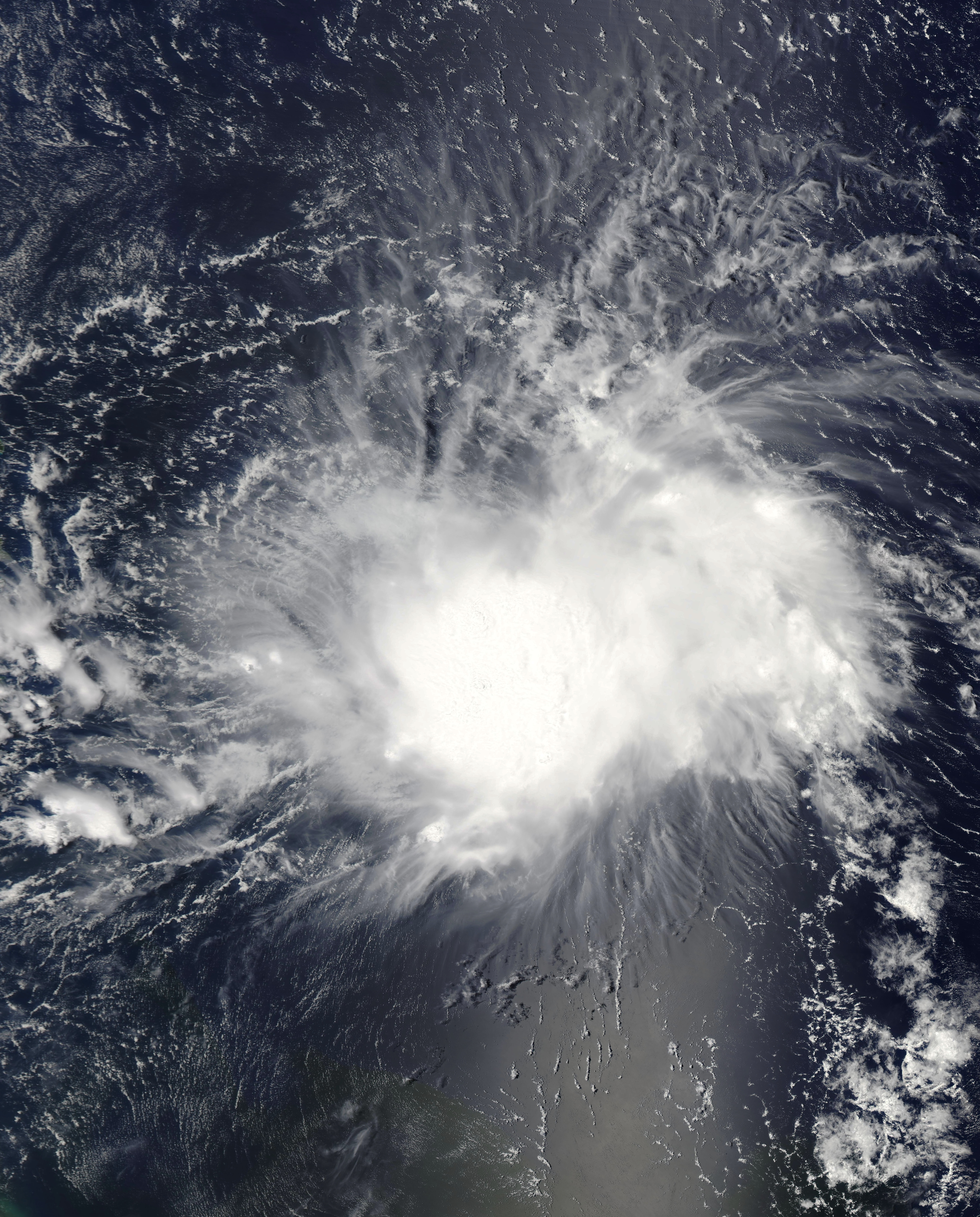 Tropical Storm Erika (2009) - Wikipedia