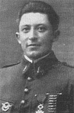 Ernest Maunoury French flying ace