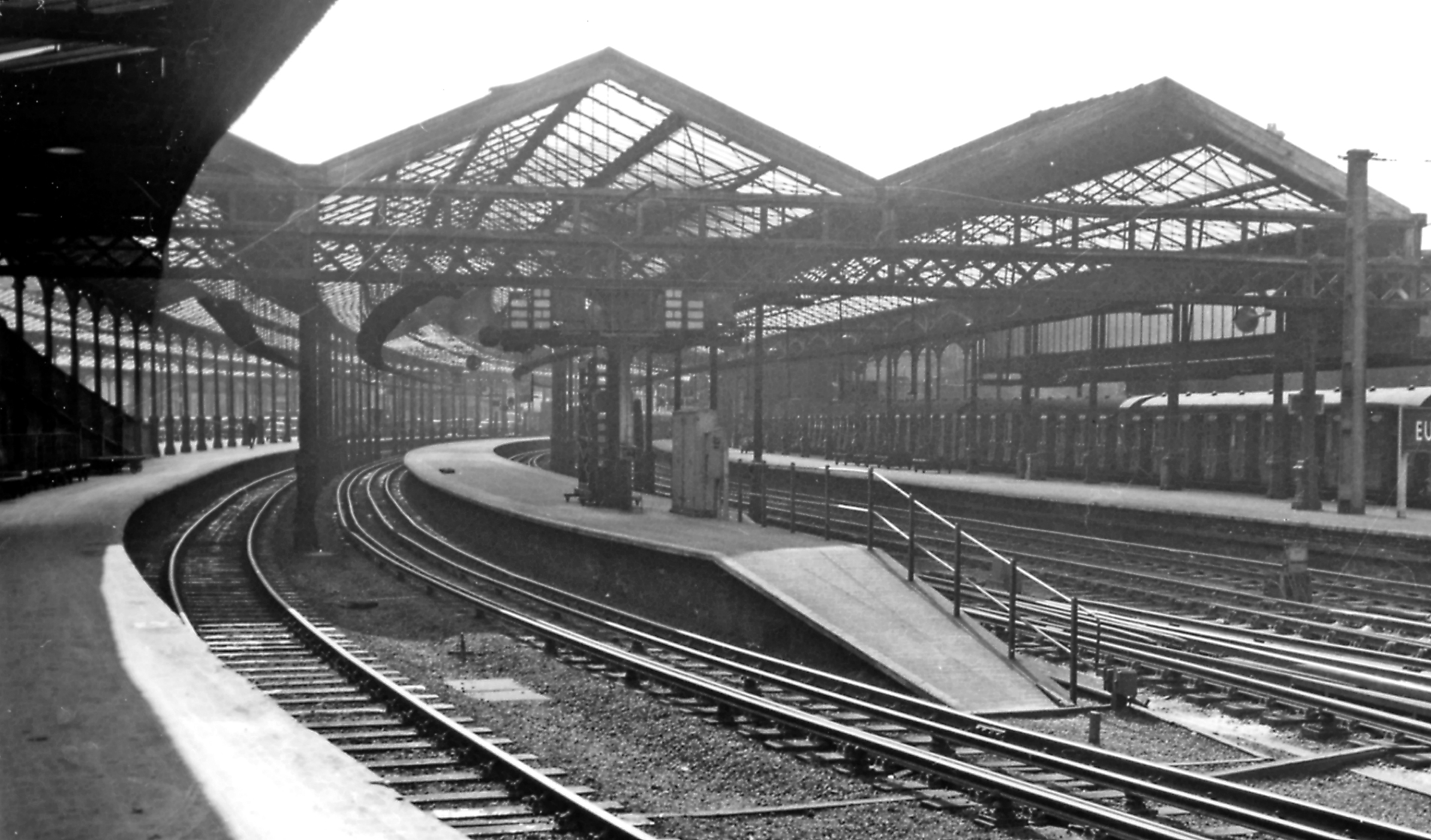 File Euston Old Train Shed Geograph 2991919 By Ben