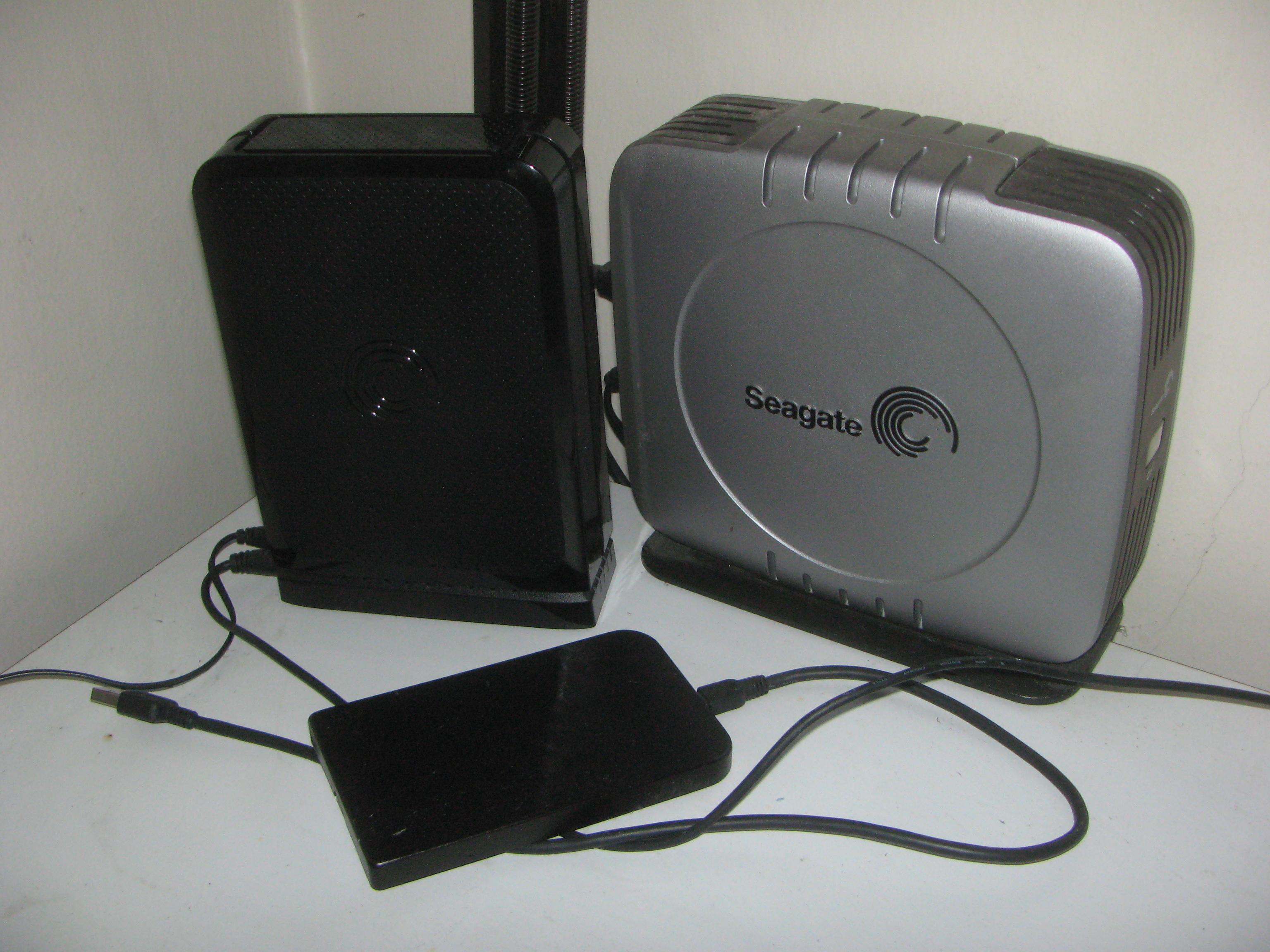seagate 3000gb hard drive