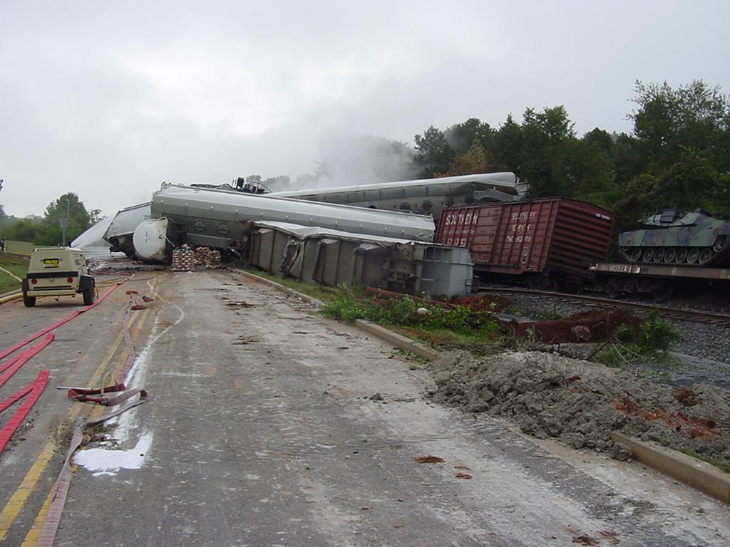 2002 Farragut derailment - Wikipedia