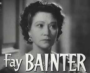 fay bainter films