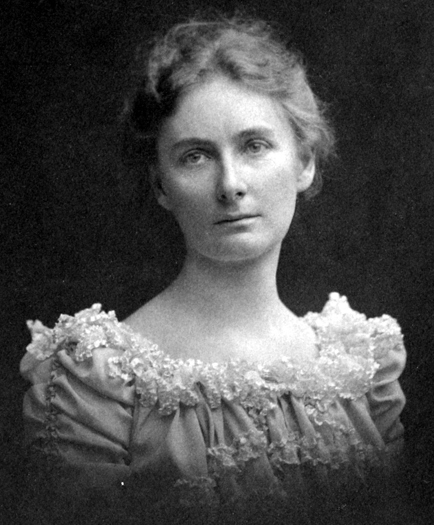 Florence Bascom Geologist