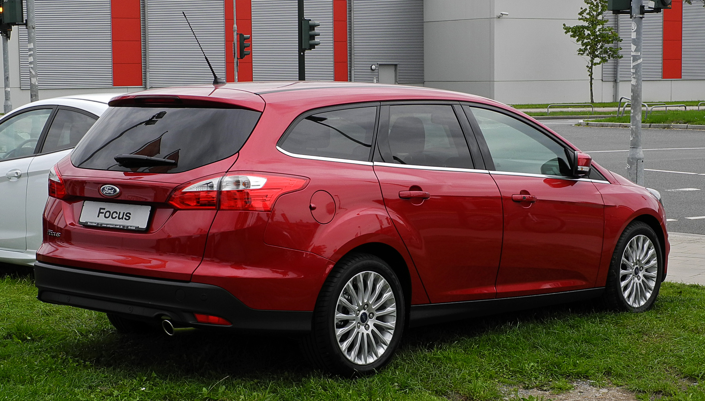 Ford focus turnier iii