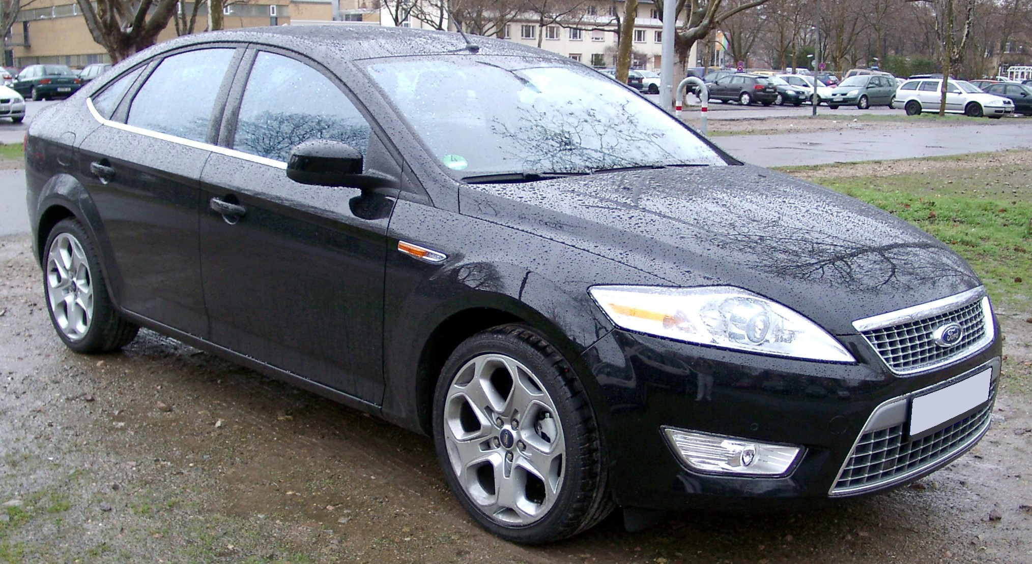 ford mondeo 2008 the image kid has it. Black Bedroom Furniture Sets. Home Design Ideas