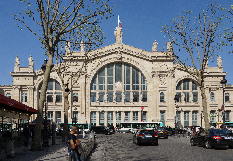 File gare du nord paris 9 april 2014 wikimedia for Gare du nord paris