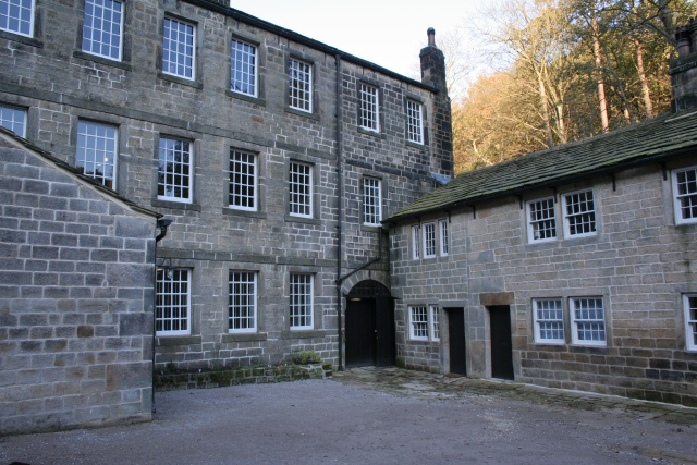 Gibson Mill Visitor Centre, Hardcastle Crags - geograph.org.uk - 71519