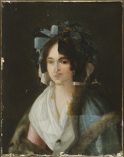 File goya portrait forgery jpg wikimedia commons for X ray painting