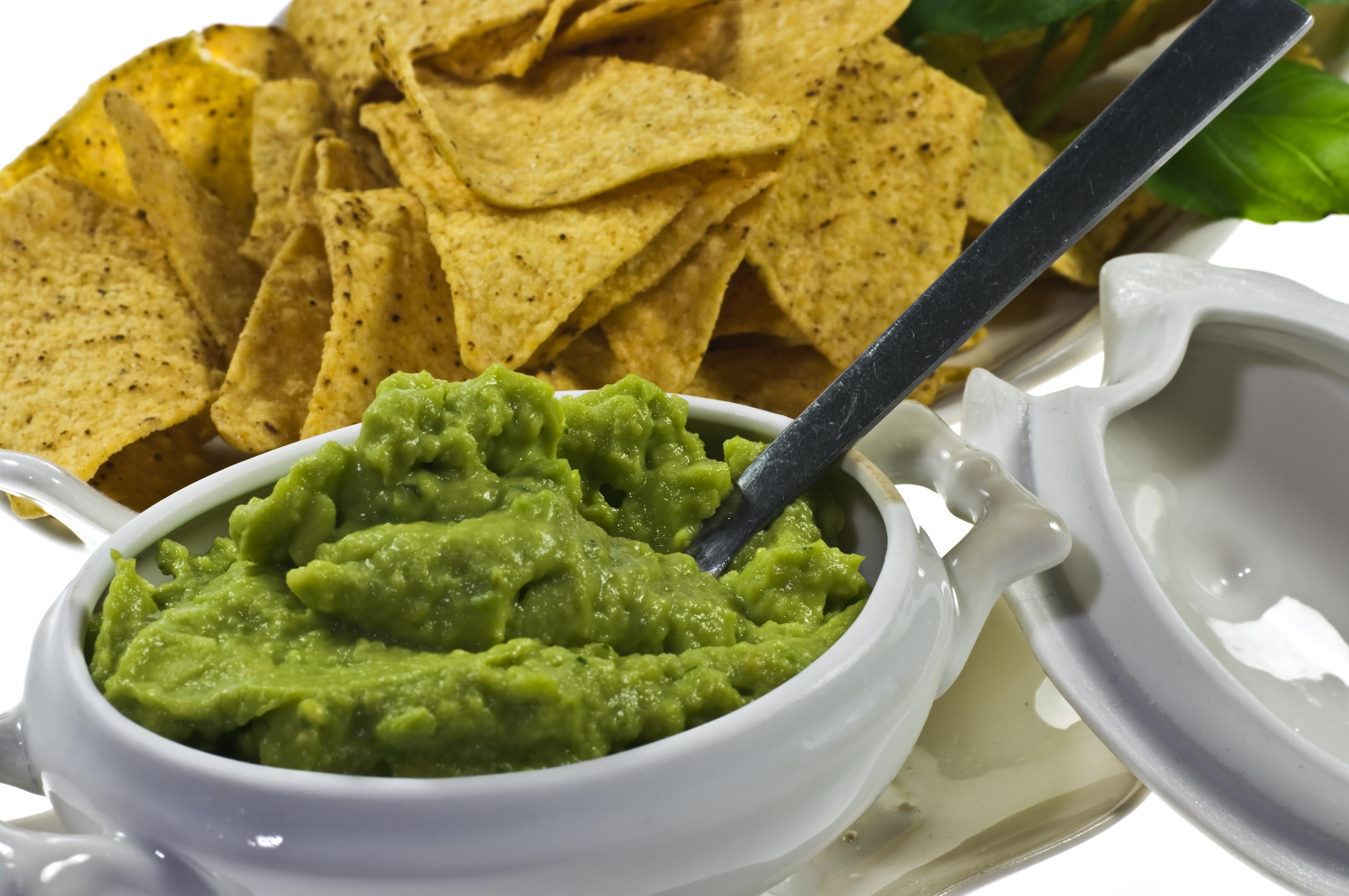 Guacamole Mexican salad
