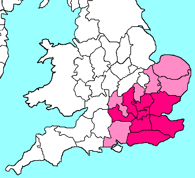 Home Counties Wikipedia