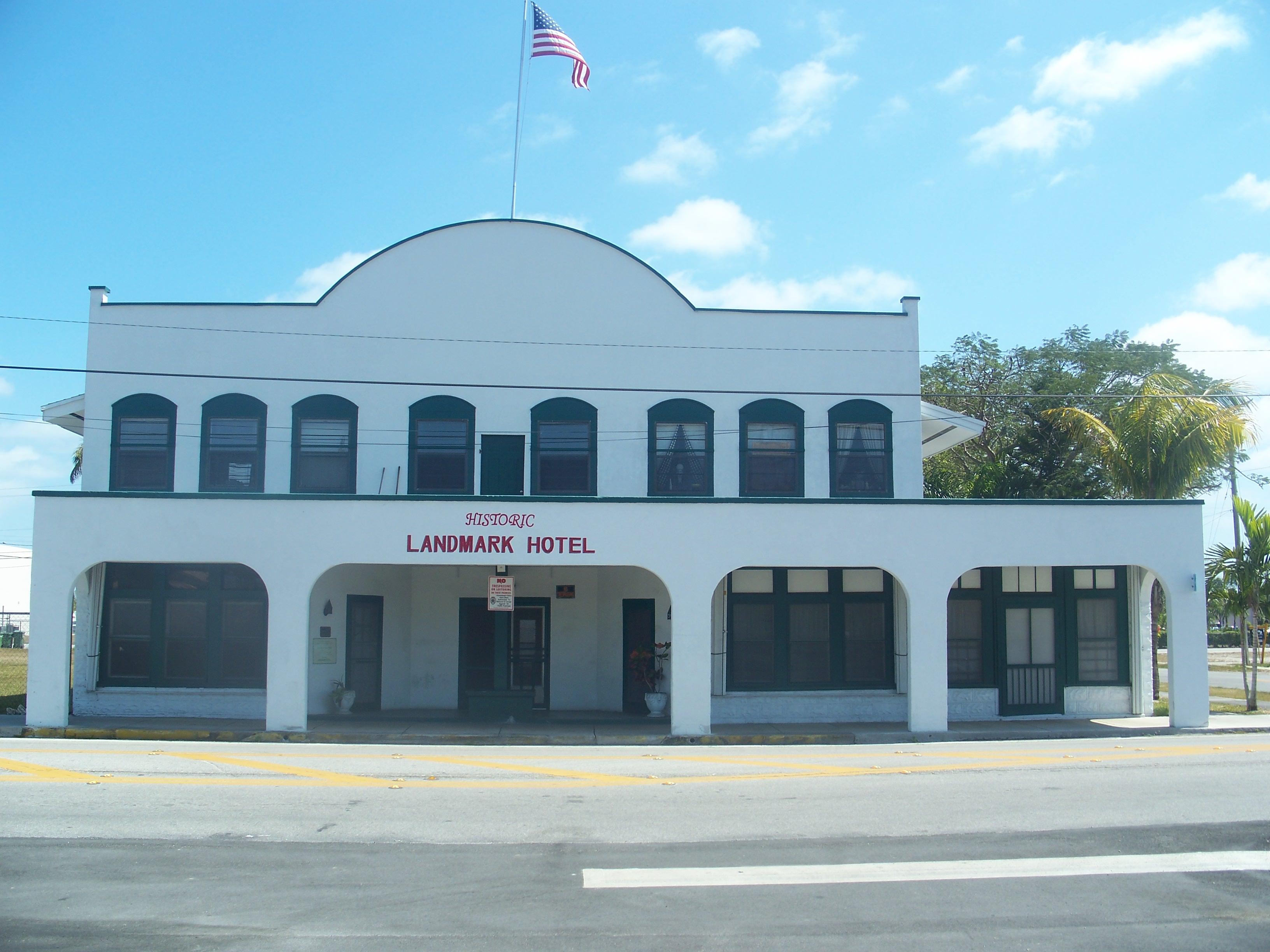 File Homestead Fl Seminole Cafe Hotel01 Jpg Wikimedia Commons