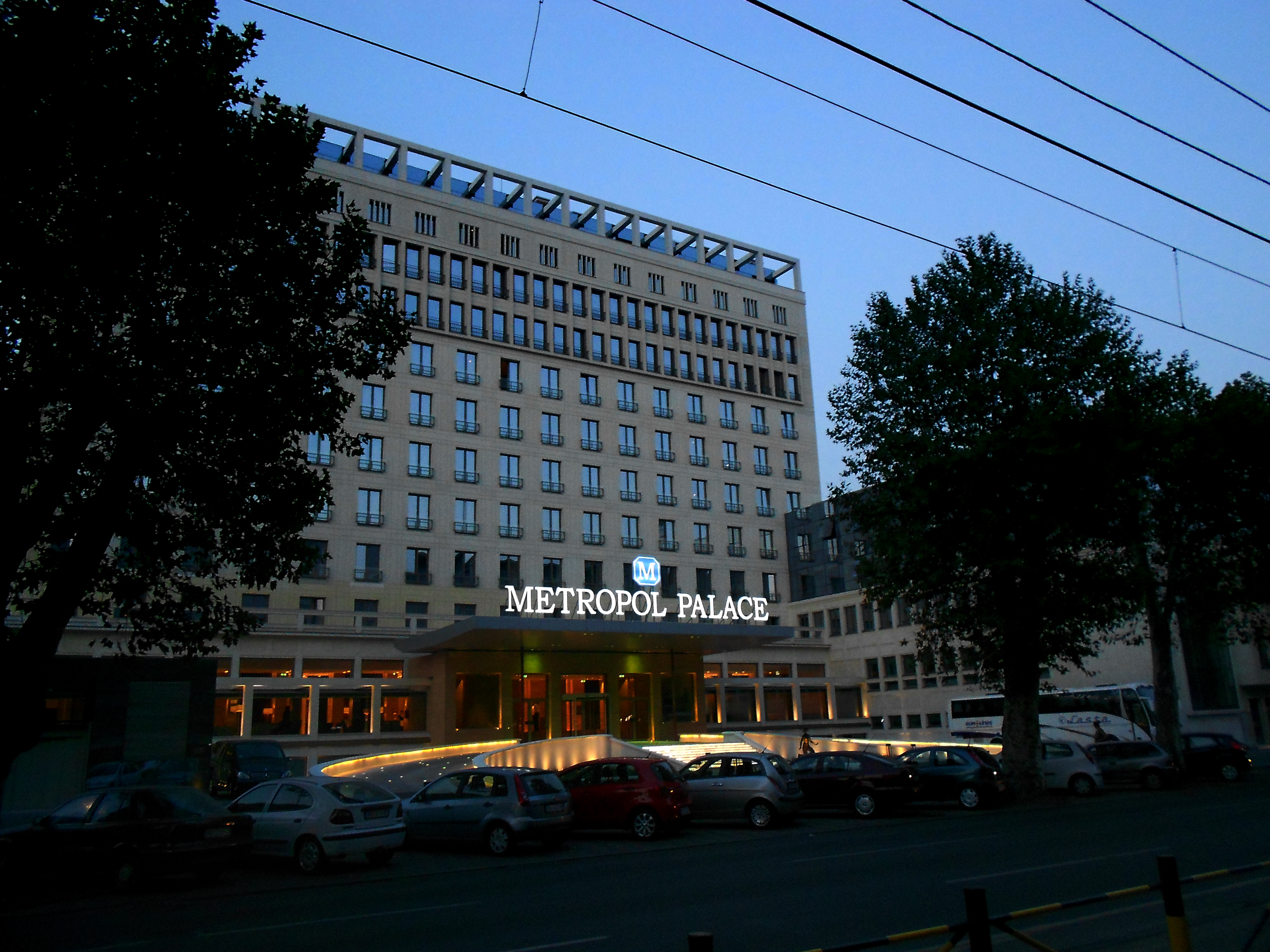 Hotel Palace Beograd