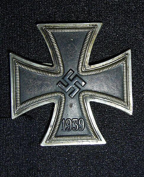 Bestand:IJzeren Kruis Ie Klasse 1939.jpg