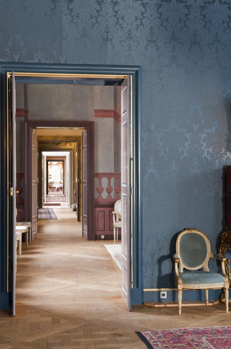 File:Interieur, doorkijk van de diverse kamers - Zeist - 20429096 ...