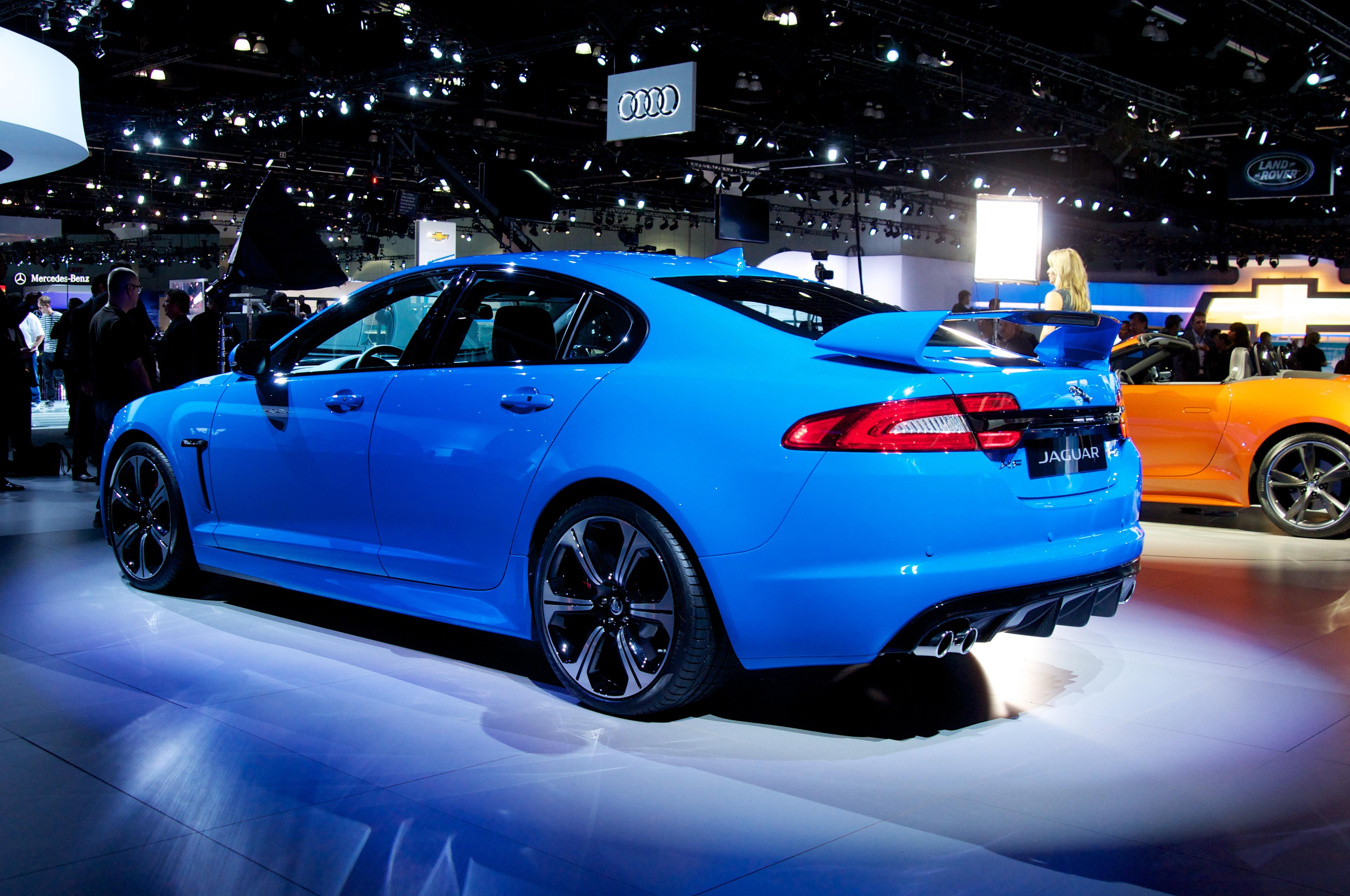 Jaguar Xfr S Cat Bypass Pipes
