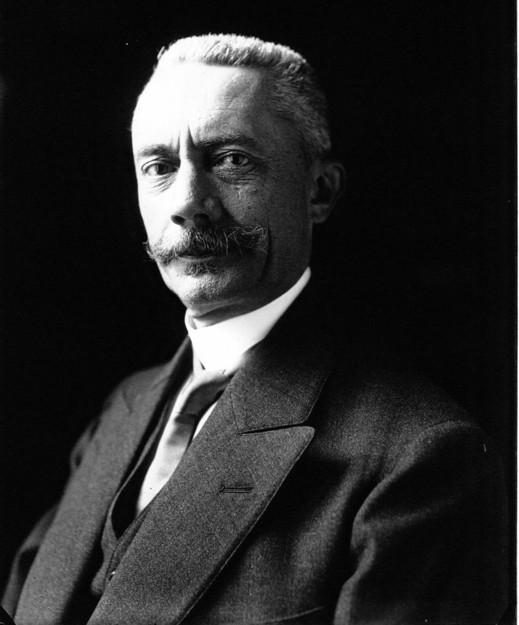 Jean Plichon en 1913