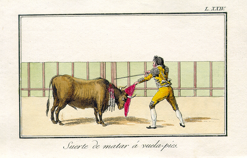 Une histoire de coq et de taureau signifie