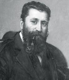 Joseph Garibaldi French painter
