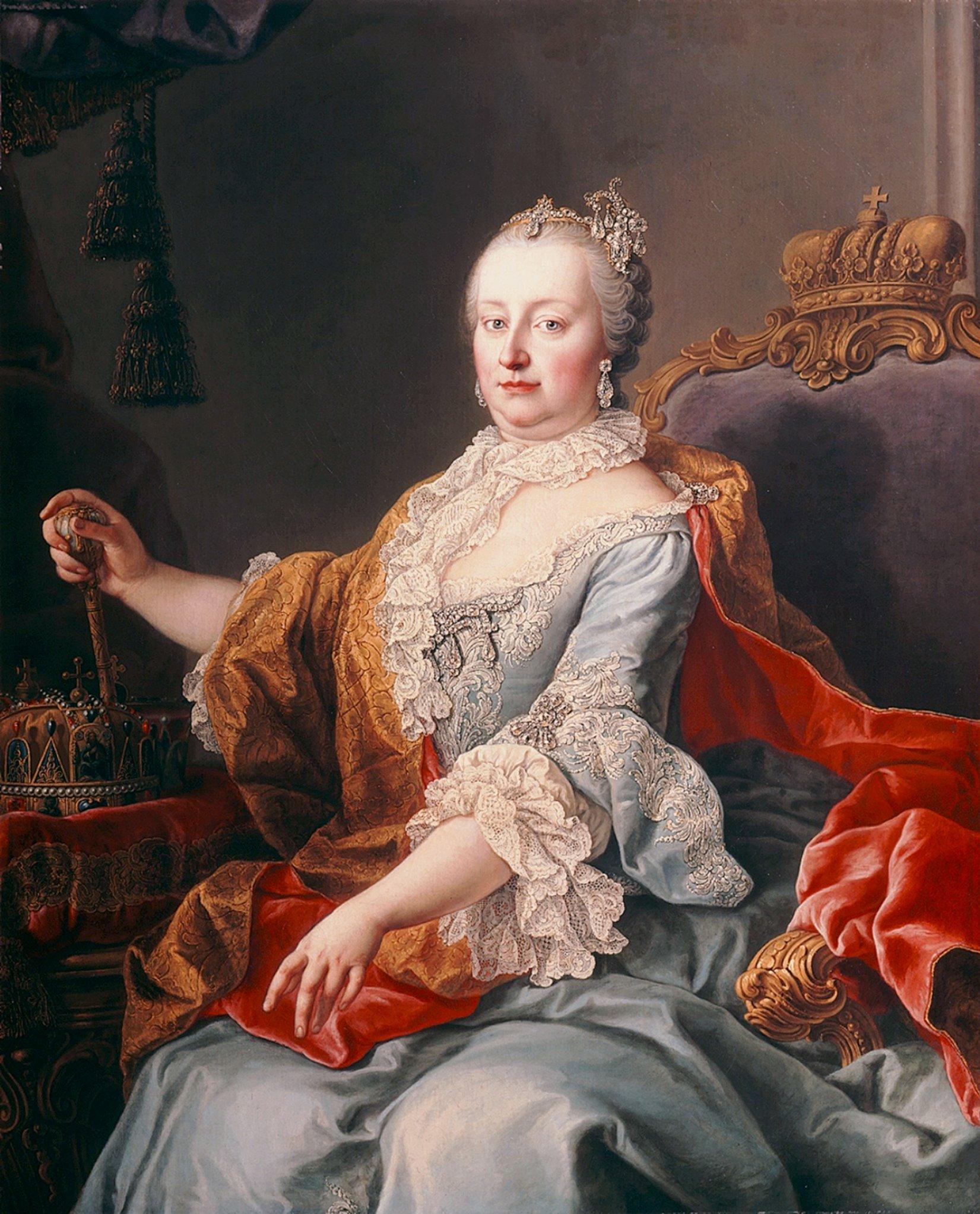 Maria Teresa d' Austria