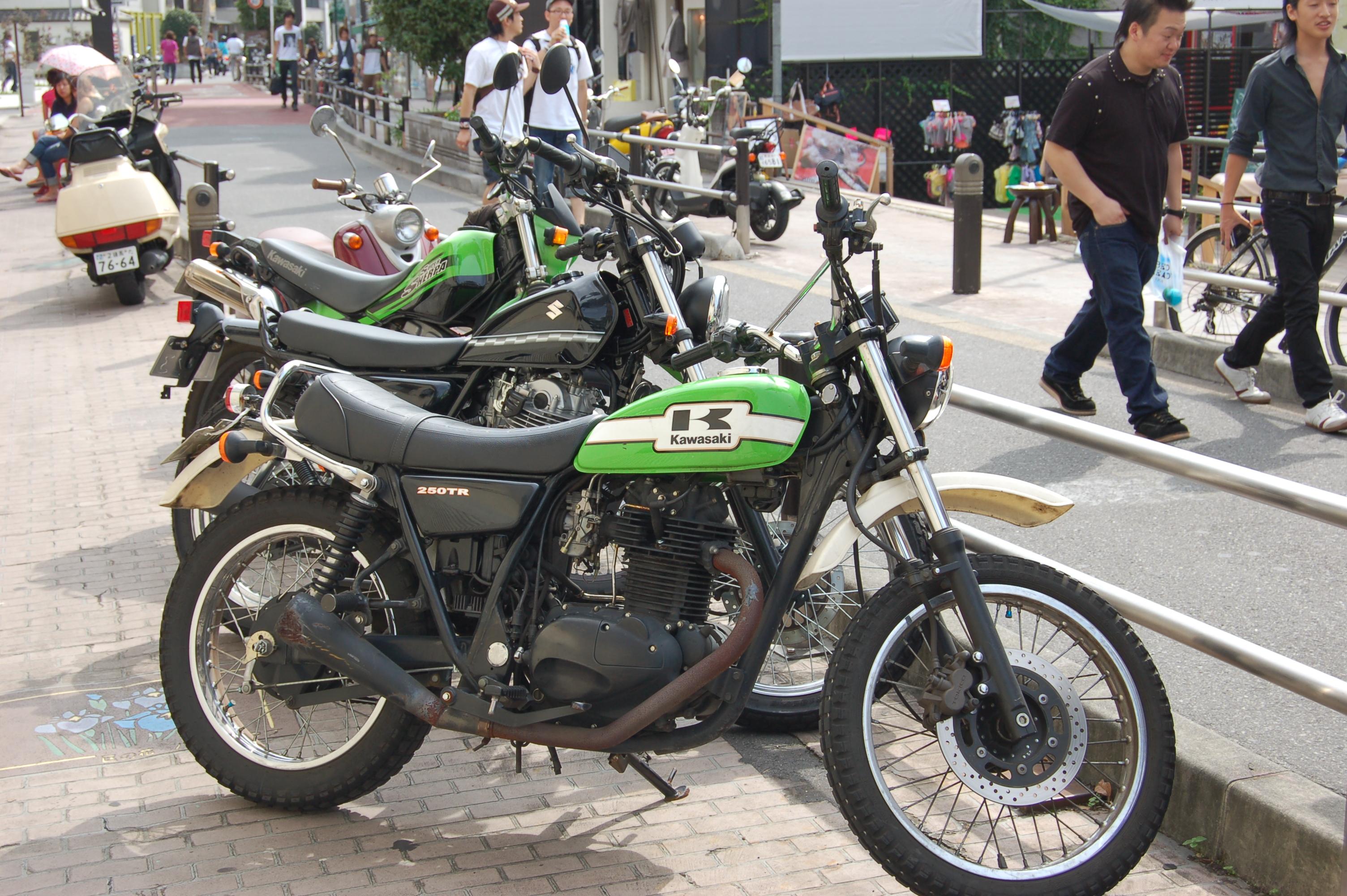 File:Kawasaki 250TR 01.jpg - Wikimedia Commons