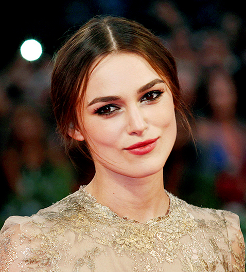 Knightley at the 68th Venice Keira Knightley