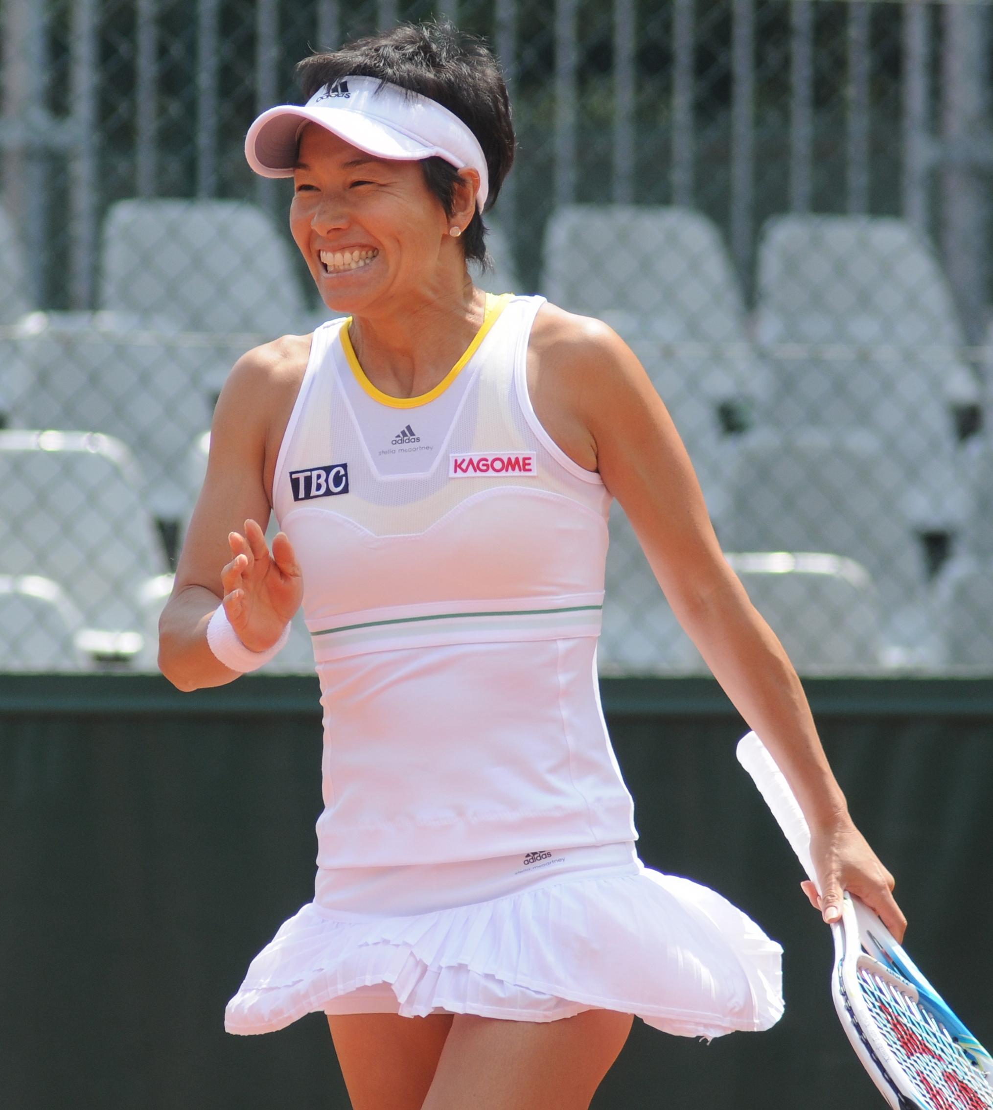 Kimiko Date-Krumm, oldest player on tour, still planning return at age ...