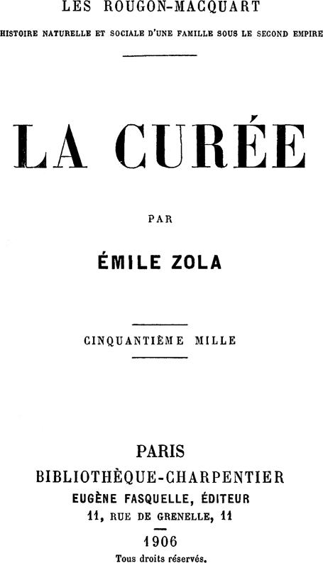 Image illustrative de l'article La Curée