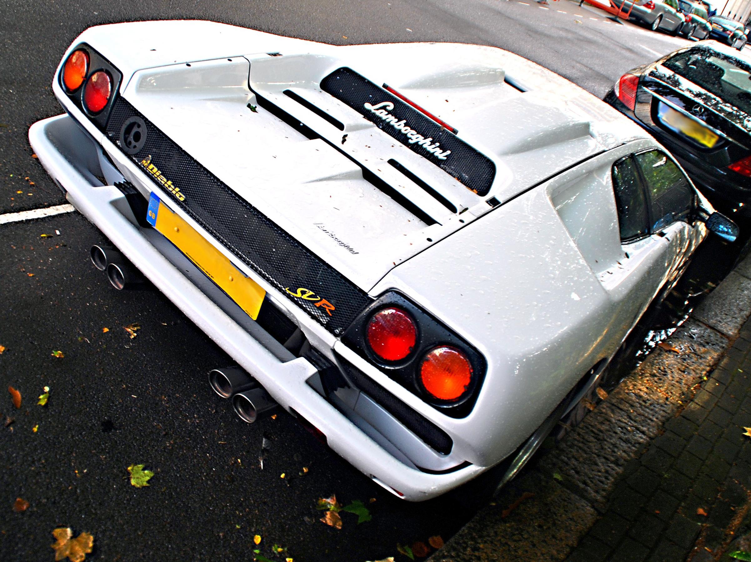 File Lamborghini Diablo Sv R Rear Jpg Wikimedia Commons