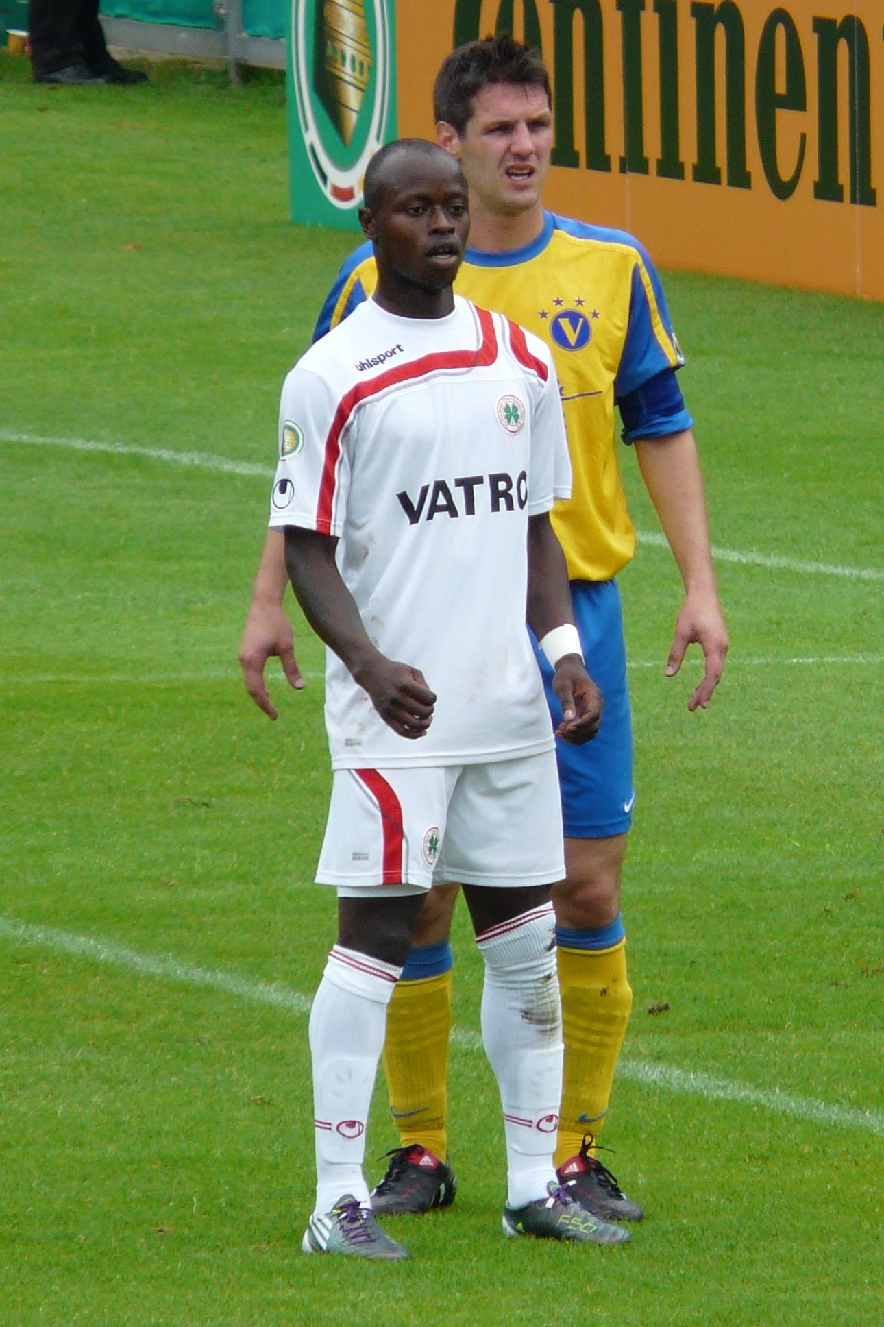 Moses Lamidi – Wikipedia