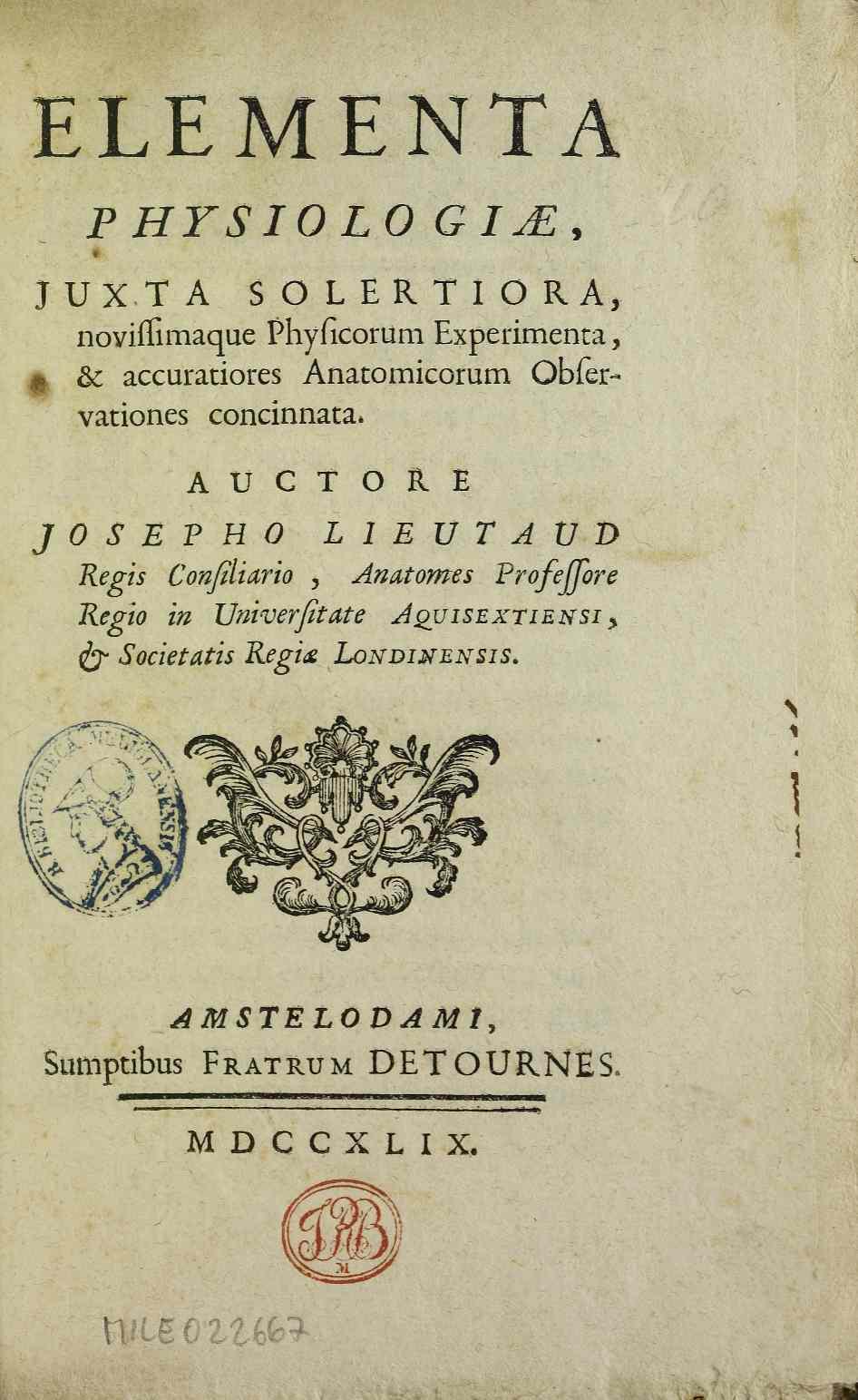 Joseph Lieutaud