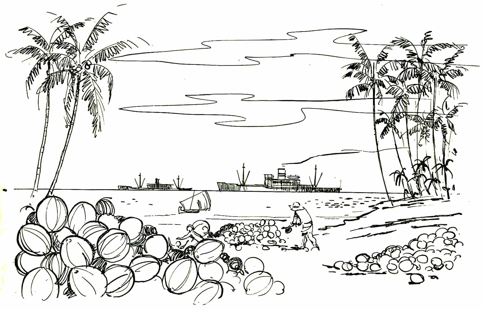 Drawing. Source: Wikimedia Commons