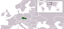 LocationCzechRepublic
