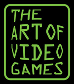 The Art of Video Games premiered at the Smithsonian American Art Museum in 2012. Logo - The Art of Video Games - Smithsonian American Art Museum.jpg