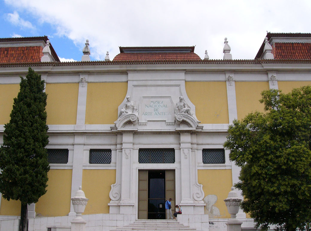 #0E59BD Museu Nacional de Arte Antiga de Lisbonne Wikiwand 702 Janelas Verdes Lisbon