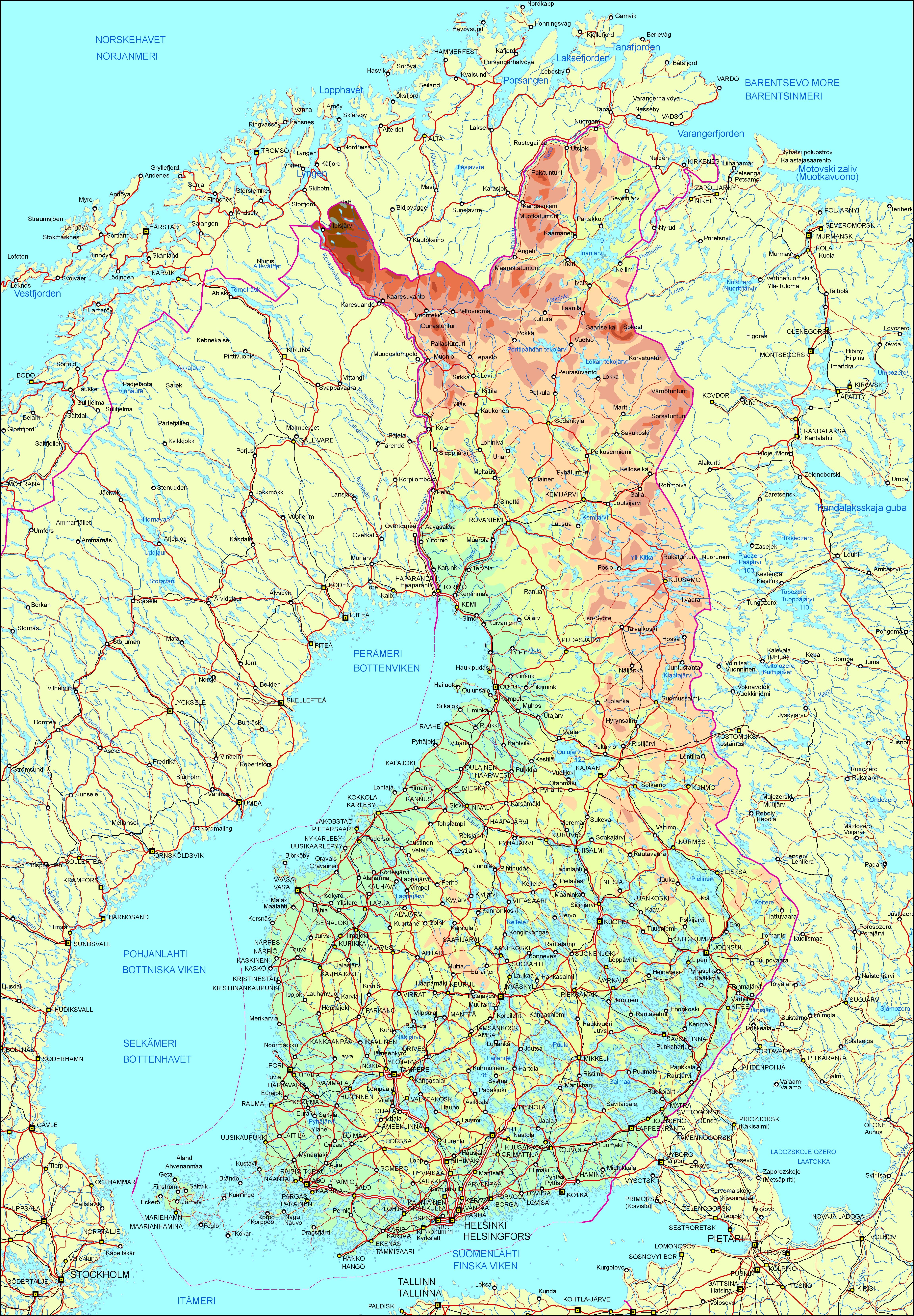 Suomen Kartoitus Wikipedia