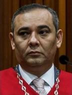 Maikel Moreno Venezuelan judge and presidente of the Supreme Tribunal of Justice