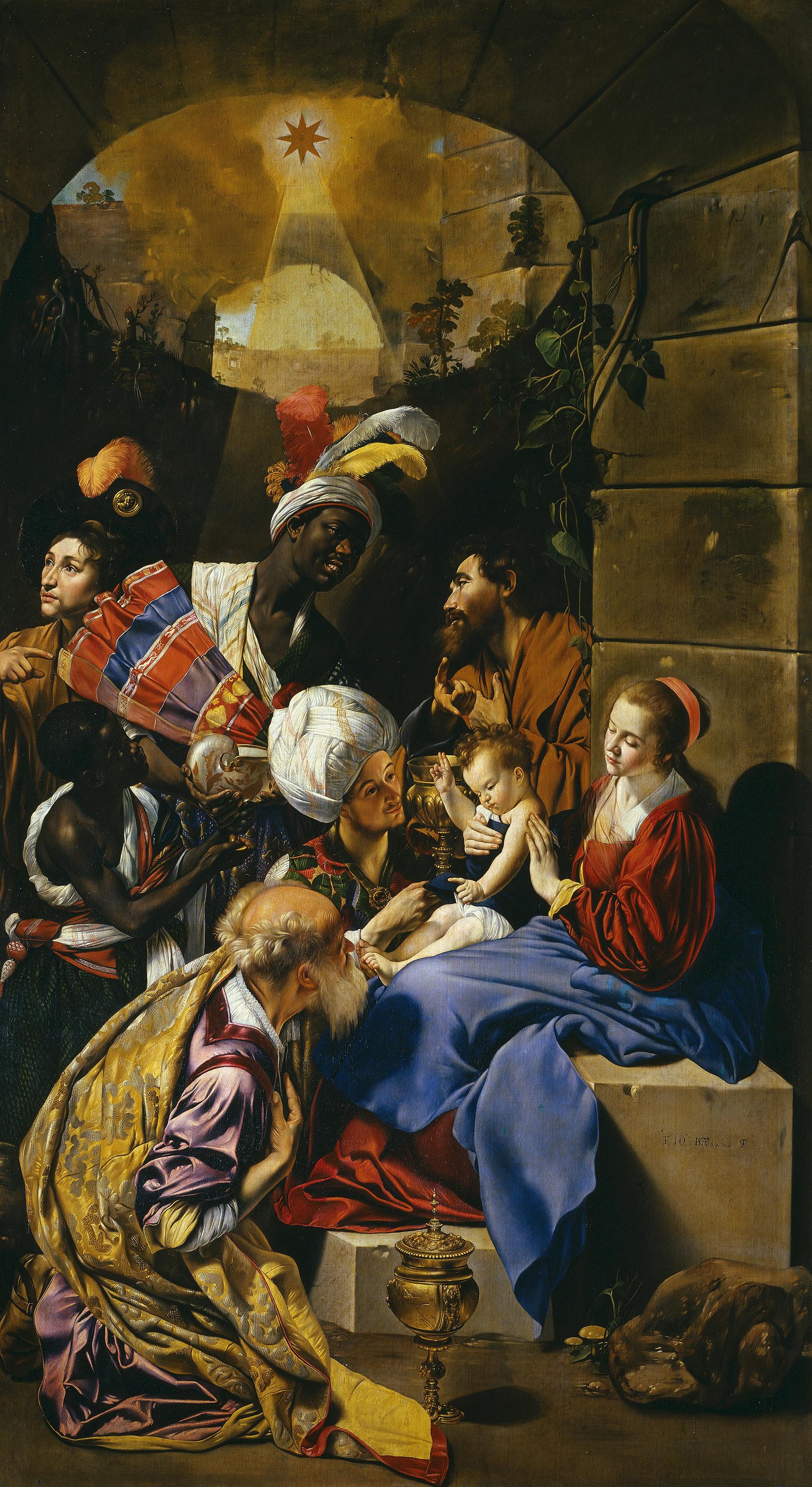 Archivo:Maino-adoracion reyes.jpg - Wikipedia, la enciclopedia libre