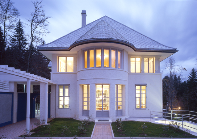 Villa jeanneret perret wikipedia Louisiana house plans designs