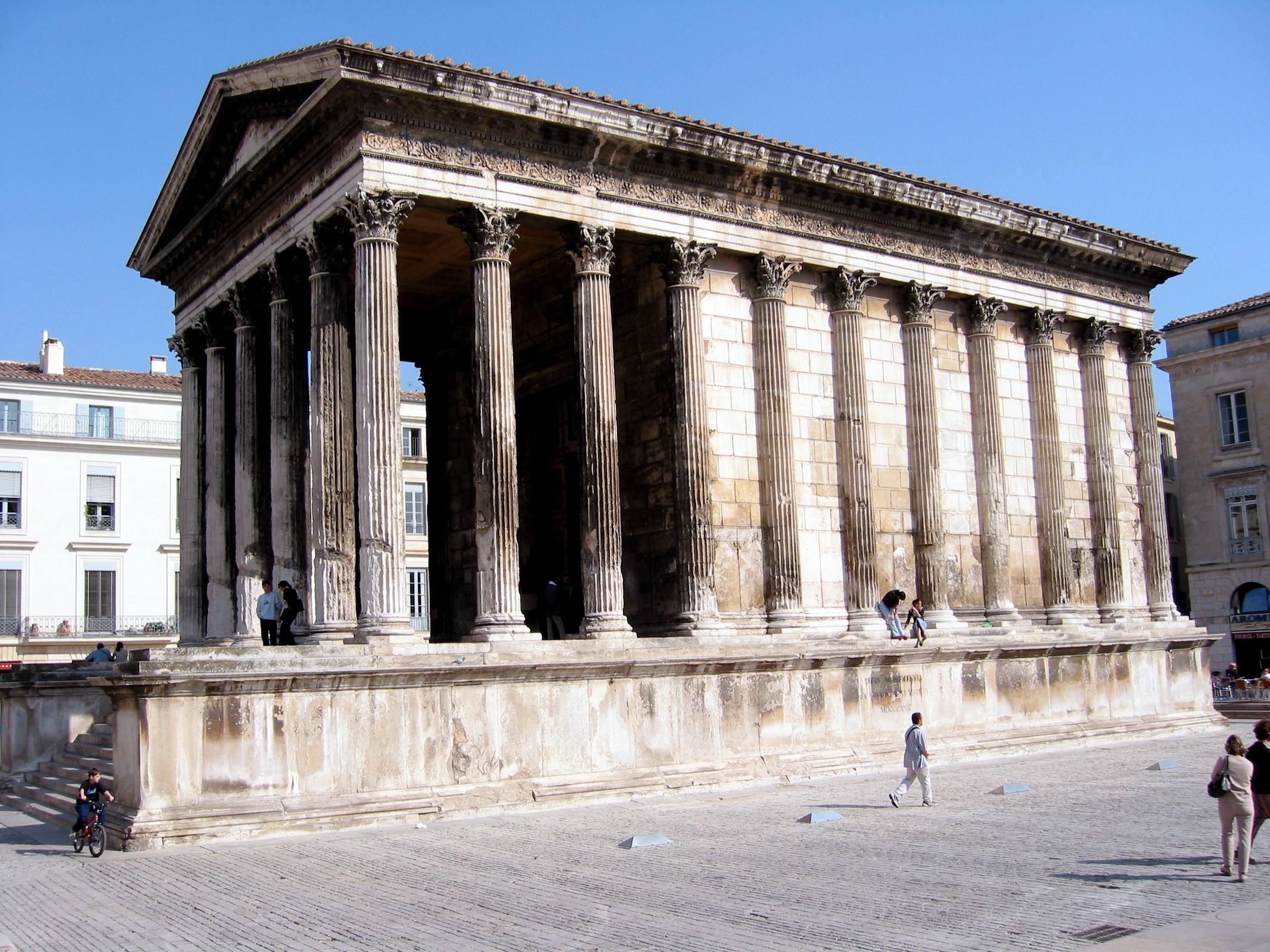 File maison wikimedia commons - Maison romaine antique ...