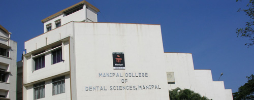 Manipal College Of Dental Sciences, Manipal University