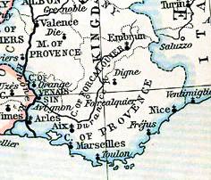County of Forcalquier countship