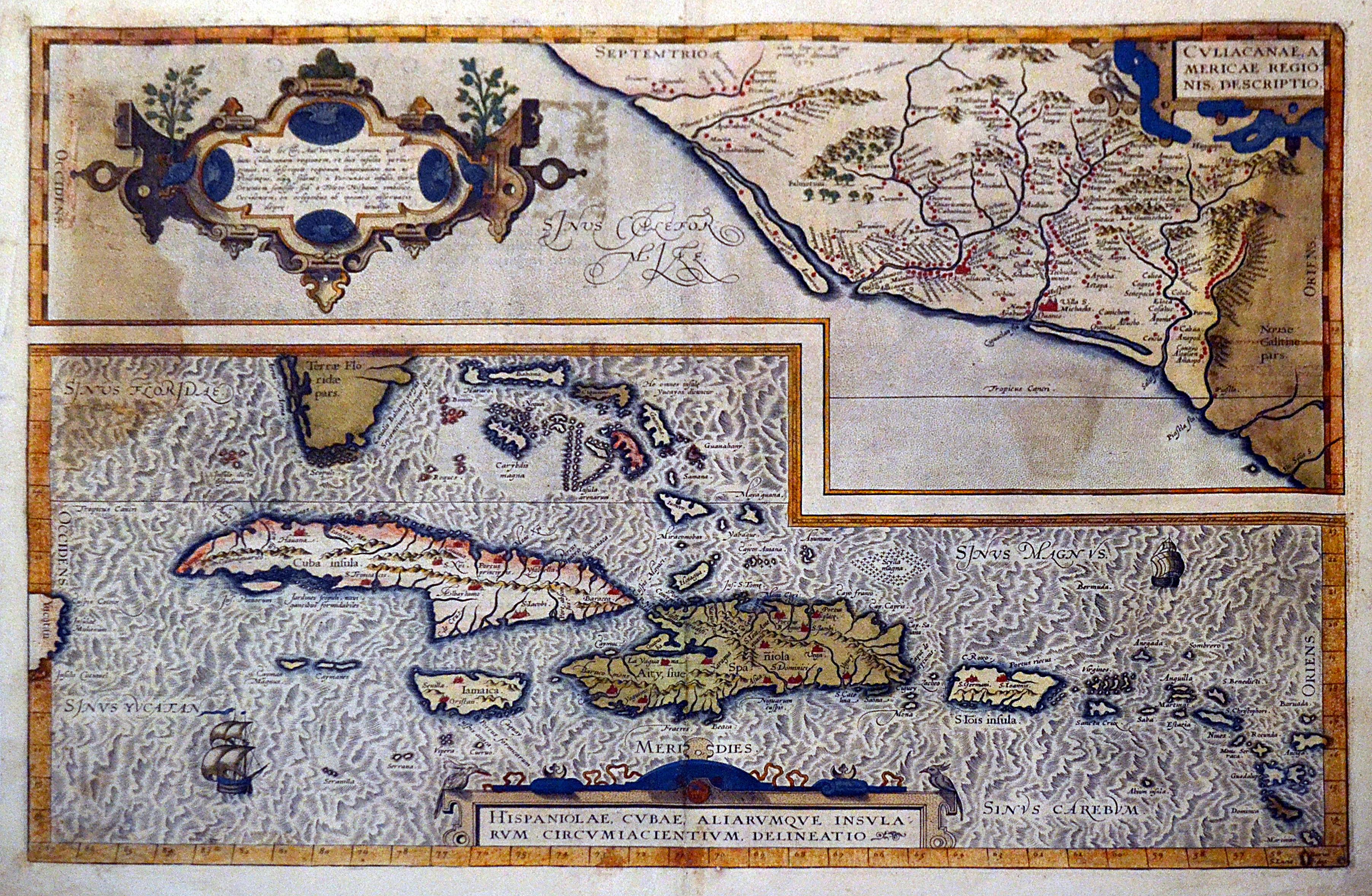 Resultado de imagen de puerto rico colonia española mapa