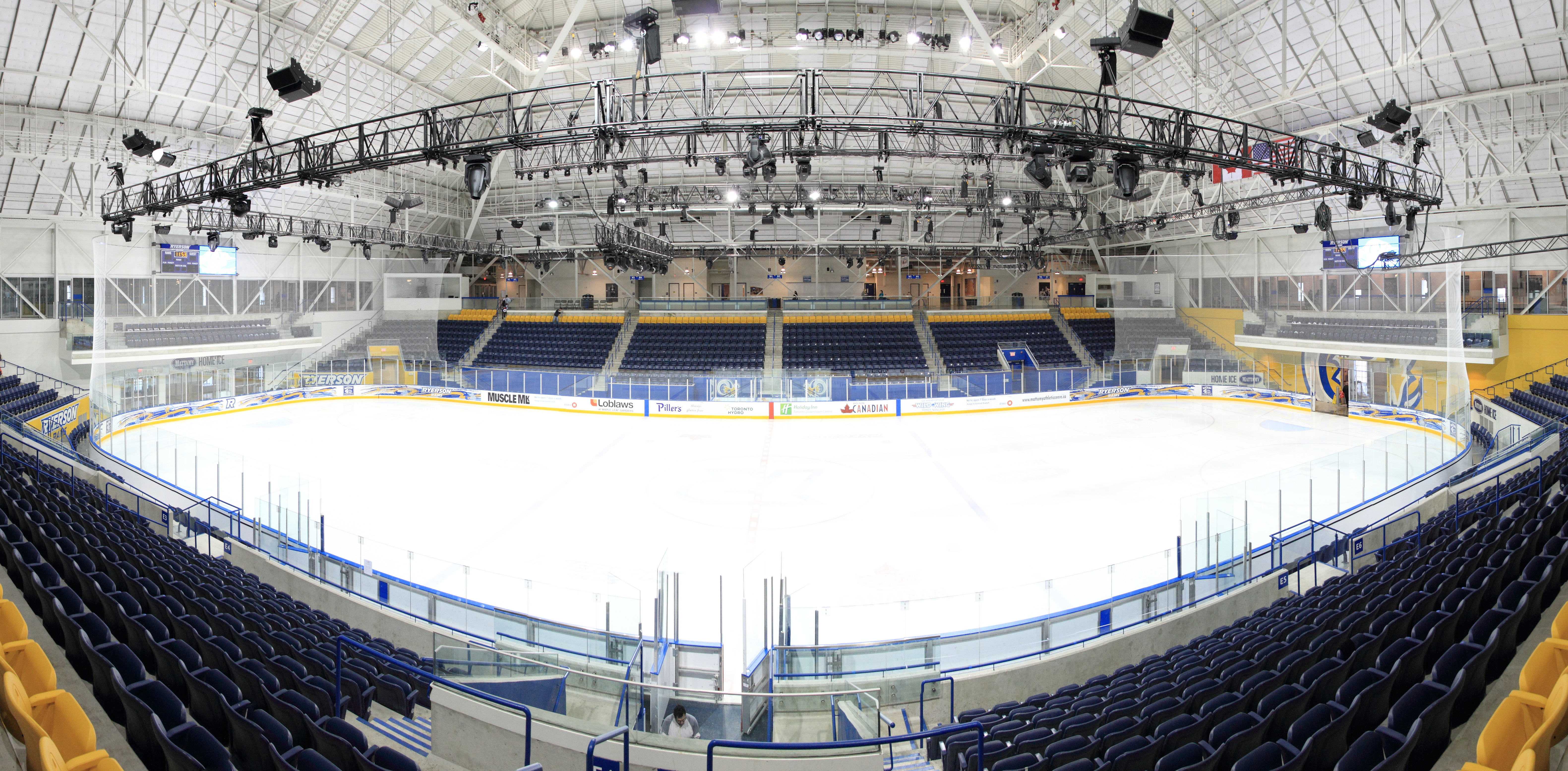 Maple Leaf Gardens Opening Night at Maple Leaf Gardens