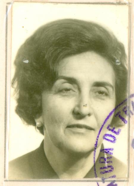 María Rostworowski en licencia de conducir de España.png